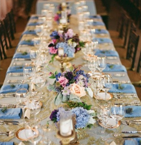 Cinderella Tables: Fairy Tale Table Decor